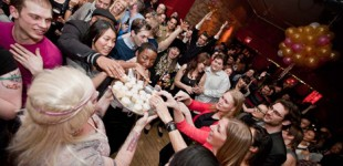 Gladstone Hotel's 5th Anniversary Party!